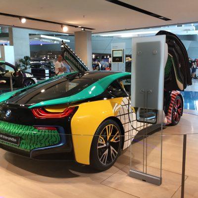 BMW-Welt in München
